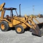 Case 580e Super 580 E Backhoe Loader Repair Manual