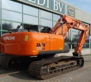 Hitachi Zaxis 250h-3 Hydraulic Workshop Excavator Service Manual