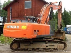 Hitachi Zaxis 330 330lc 350h 350lch 350lc 350lcn 370mth Excavator Service Repair Manual