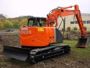 Hitachi Zaxis ZX 110-3, 110M-3, 130K-3, Workshop Excavator Service Repair Manual
