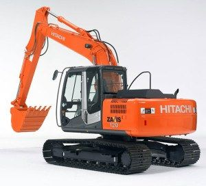 Hitachi Zaxis Zx 120-3 Excavator Workshop Service Repair Pdf Manual