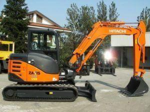 Hitachi Zaxis Zx 60usb-3 60usb-3f Excavator Service Repair Manual