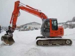 Hitachi Zaxis Zx135us Zx135us-e Zx135usk Excavator Parts Catalog Manual