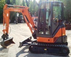 Hitachi Zaxis Zx27u-2 Excavator Parts Catalog Pdf Manual