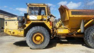 Volvo A35 Articulated Hauler Workshop Service Pdf Manual