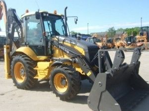 Volvo Bl71 Plus Backhoe Loader Service Parts Manual