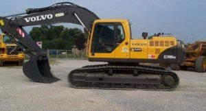 Volvo Ec290bnlc Excavator Workshop Service Manual