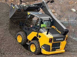 Volvo Mc110c Mc115c Mc125c Mc135c Mc155c Mct110c Skid Steer Loader Service Parts Catalogue Manual