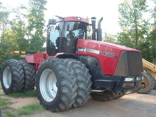 Case IH STX280 STX330 STX380 Tractor Service Repair Manual
