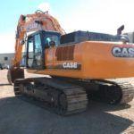 Case CX350C CX370C Tier 4 Excavator Repair Manual