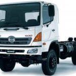 Hino Ranger 500 Trucks 2001-2016 Factory Service & Shop Manual