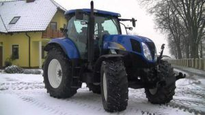 New Holland Tractors T6010 T6020 T6030 T6040 T6050 T6060 T6070