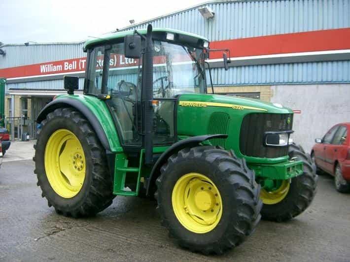 John Deere 6020 6120 6220 6320 6420 6420S 6520 6620 Tractors and SE Tractors